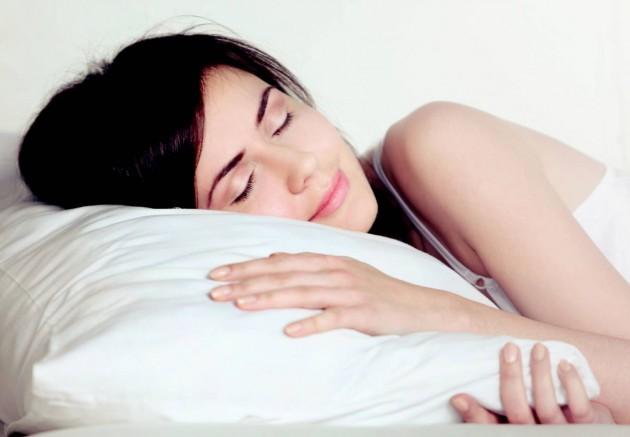 sai lầm khi ngủ