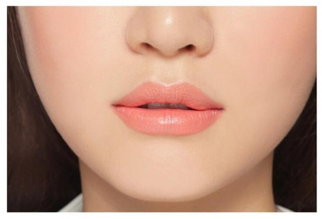 Brand-Cosmetic-Moisture-Matte-Color-Lipstick-Nude-Peach-Bare-Look-lip-stick-Long-Lasting-Makeup-Free