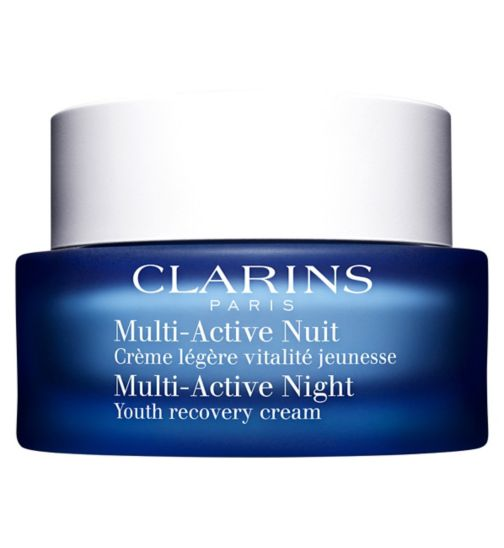 Clarins Multi-Active Night Youth Recovery Cream for Normal to Combination Skin