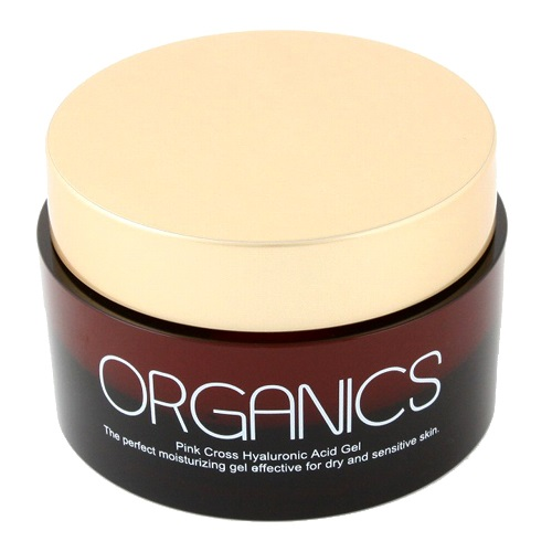 Organics Pink Cross Hyaluronic Acid Gel