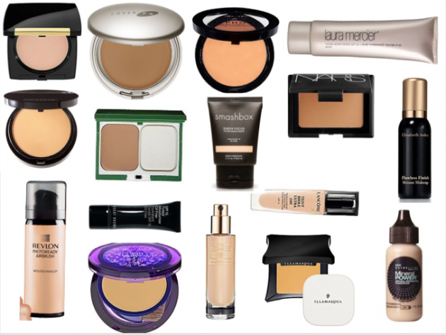 makeup-foundations