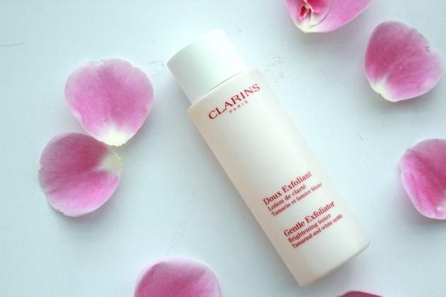 Clarins White Plus toner-1