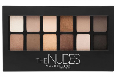 maybelline nude pallete