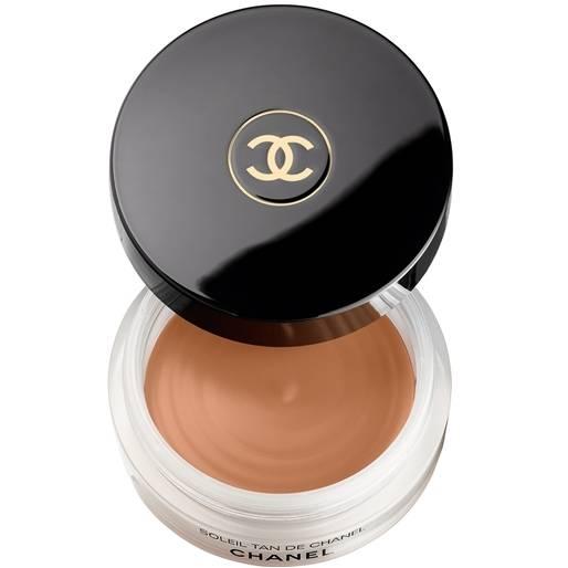 Chanel-Soleil-Tan-de-Chanel-Bronzing Makeup Base