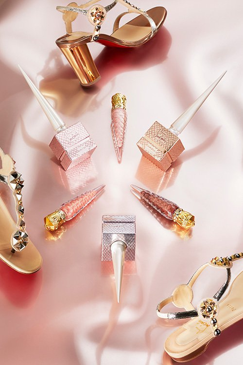 Christian Louboutin Metalinudes Collection for Spring 2017 (2)