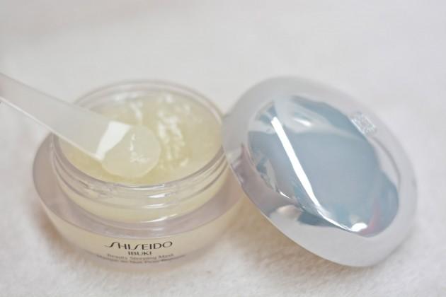 shiseido-ibuki-beauty-sleeping-mask-1