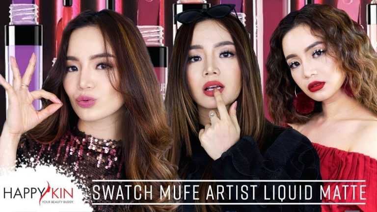 Make Up For Ever Artist Liquid Matte – Lip Sync Can't take my eye off you