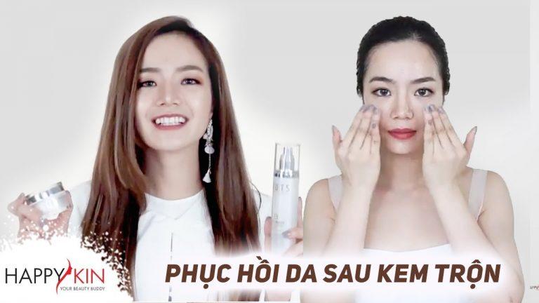 Review Bộ Sản Phẩm Thần Thánh Cho Da Mụn, Phục Hồi Da Hư Tổn, Nhạy Cảm