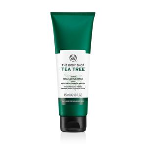 Tea Tree 3-IN-1 wash.scub.mask