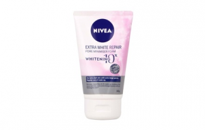 Nivea Extra White Repair Pore Minimiser Foam 100g