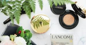 Review cushion mới ra lò của Lancôme – nền mịn lì không đổ dầu, không xuống màu suốt cả ngày