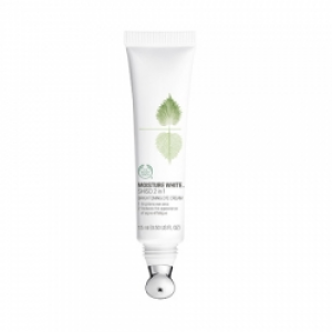 The Body Shop Moisture White™ Shiso 2 in 1 Brightening Eye Cream