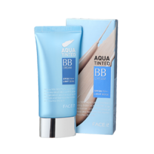 The Face Shop  Face it BB Cream Aqua Tinted