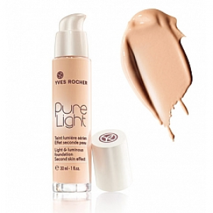 Yves rocher Pure Light - Light & Luminous Foundation