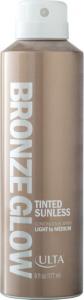 ULTA Bronze Glow Tinted Sunless Continuous Spray