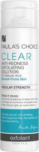 Paula's Choice CLEAR Regular Strength Anti-Redness Exfoliating Solution With 2% Salicylic Acid