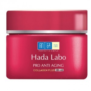 Hada Labo Pro Anti Aging Collagen Plus Cream
