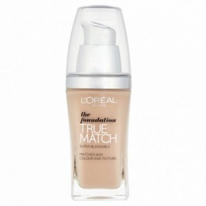 L'Oréal Paris Le Teint True Match Foundation