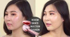 Cushion Che Phủ Khủng Như Kem Nền Skin 79 Injection Cushion BB SPF50 PA+++