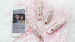 Review & Swatch 4 thỏi son siêu hot của Chloe Nguyen & Let's Play Makeup Miracle Apo Lip Lacquer Matte