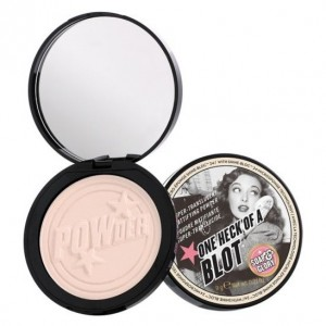 Review Soap And Glory One Heck Of A Blot
