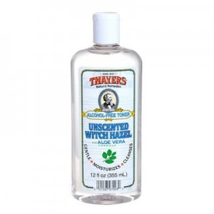 Thayers Alcohol-Free Witch Hazel with Organic Aloe Vera