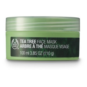 Tea Tree Face Mask – The Body Shop
