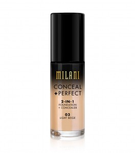 Review Milani Conceal + Perfect 2-in-1 Foundation + Concealer
