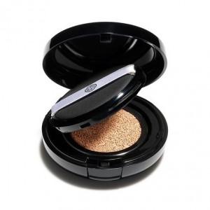 Review Shiseido Synchro Skin Glow Cushion Compact